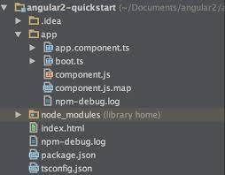 Angular2 QuickStart npm start is not working correctly - Stack Overflow