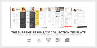 Resume Templates Pages Resume Badak Intended For Free Resume