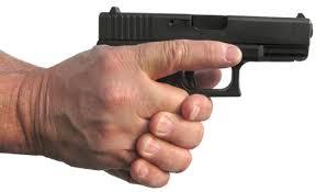 Trigger Finger Placement Chart Fundamentals Of Grip
