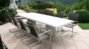 Adorable Modern Outdoor Dining Set Of Measurement For A Table