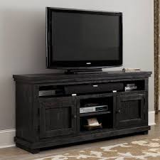 Progressive Furniture Willow TV Console Rustic Entertainment Center0