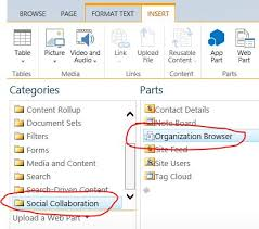 Sharepoint 2013 Organization Chart Web Part How To Create An Org Chart In Sharepoint Sharepoint Maven