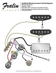 lindy fralin wiring diagrams guitar and bass wiring diagrams h s s stratocaster gradual tap hsh wiring diagram lindy fralin