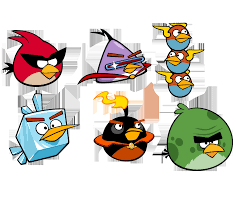 Angry Birds Space Blue PNG (Page 1) - Line.17QQ.com