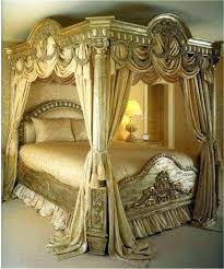 Curtains For Canopy Bed Frame Canopy Bed Frame Queen Queen Size Bed ...