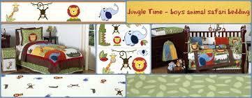 jungle bedding sets jungle time safari animal boys bedding sets by sweet designs jungle print bedding jungle bedding