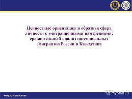 Презентация на тему Презентация к диплому по психологии  1 Факультет психологии Ценностные