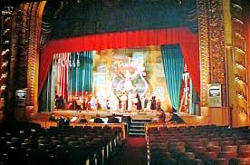 Mike duffy closes his review with bette's performance as rose in gypsy was dazzilng. Historic L A Theatres In Movies Gypsy