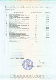 Купить диплом о профессиональной переподготовке Государственное  Диплом о профессиональной переподготовке