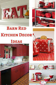 Accessories Red And Black Kitchen Accessories Red Black And