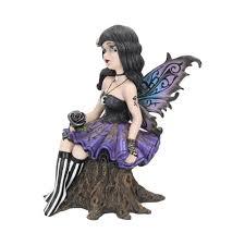 Twila' Little Shadows Fairy Figurine 15cm – Midnight Rose Emporium Ltd