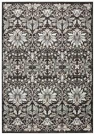 7 10 x 10 10 zenith black area rug