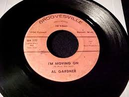 Gripsweat - RARE NORTHERN SOUL 45 AL GARDNER I'm Moving On/I'll Get Along  GROOVESVILLE Hear