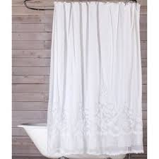 White Shower Curtains Youll Love Wayfair