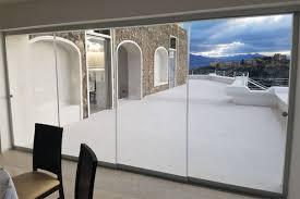 luxury hinged glass doors sliding