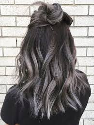 The Gray Hair Trend 32 Instagram Worthy Gray Ombré Hairstyles Allure