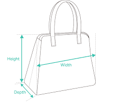 Tote Bag Size Chart Chanel Bag Size Guide Frequently Asked Questions
