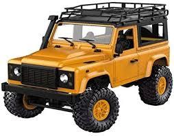 Kitabetty RC Machine, MN-90 1/12 <b>2.4G 4WD RC Car</b> W/Front LED ...