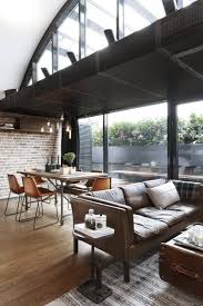 Top  Charming Apartments Decorated In Industrial Style DesignRulz - Industrial apartment