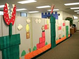 office decoration themes. Cubicle Decorating Ideas Theme Office Decor Themes For Decoration