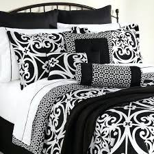 black and white damask duvet bedroom comforter sets intended for com idea architecture