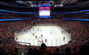 Capitals Interactive Seating Chart Capital One Arena Seating Chart Seatgeek