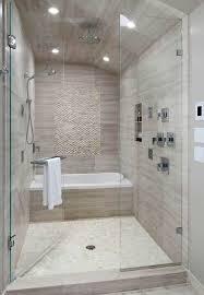 ... Bathtubs Idea, Large Tub Shower Combo Bathtub Shower Combo For Small  Bathroom Pebble Floor Pebble ...