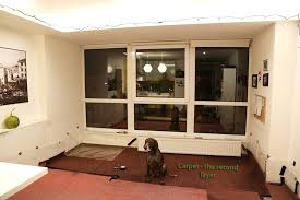 how to build a dog kennel pen indoors at home pointer blog homemade indoor diy plans