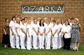 Nursing Students Honored at Ash Flat Ozarka College