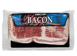 Kirkland Signature Costco Regular Sliced Bacon Summary Information