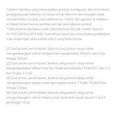 [<b>Mi Portable Electric Air</b> Compressor]Info produk - Indonesia