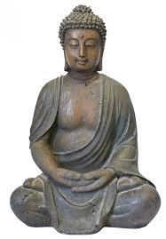 buddha garden statue. Picture 1 Of 2 Buddha Garden Statue