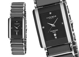 men s and women s akribos xxiv watches 55 for a men s watch black ak521bk 495 list price