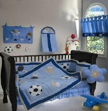 colorful baby boy nursery interior design baby boy bedding set idea for those who love