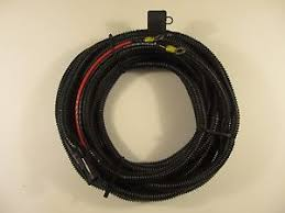 new battery power cable wire harness for bruno electric image is loading new battery power cable wire harness for bruno