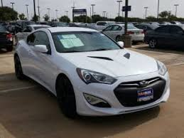 hyundai genesis 2013 4 door.  Door White 2014 Hyundai Genesis RSpec For Sale In Irving TX Inside 2013 4 Door