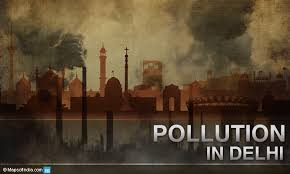 pollution in delhi types causes and steps to control it my  pollution in delhi
