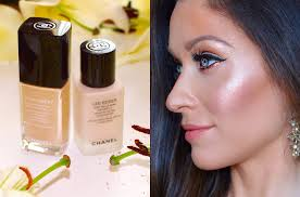 foundation 411 how to choose the best chanel foundation formula for your skin you