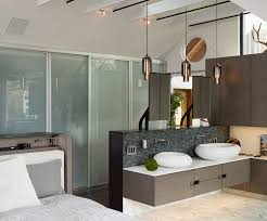pendant lighting for bathrooms. bathroom vanity lighting pharos pendants in gray glass pendant for bathrooms