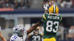 Packers Te Depth Chart Marquez Valdes Scantling Fantasy Start Or Sit Packers Wr In