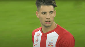 Dominik szoboszlai is a hungarian professional footballer who plays as a midfielder for bundesliga club rb leipzig and the hungary national. Real Madrid Enter Transfer Race For Salzburg Prospect Dominik Szoboszlai Anytime Football