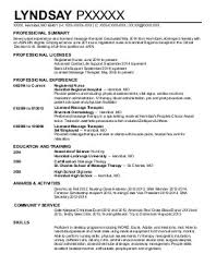 labor and delivery nurse resume examples