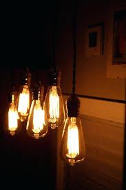 edison bulb pendant lights reclaimed lumber hanging bulb chandelier intended for fixtures prepare