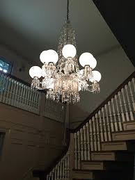 cleaning crystal chandelier minute man revisited to clean grand light national historical park 1 dishwasher