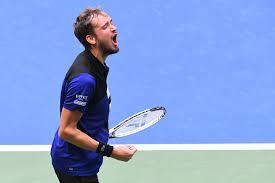 Даниил Медведев уступил Доминику Тиму в 1/2 финала US Open - Газета.Ru