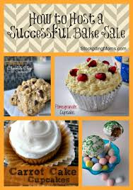 Cupcake Ideas For Bake Sale How To Host A Successful Bake Sale