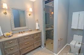 guest bathroom designs 2015. Interesting Designs Bathroom Creamy Brown Wooden Vanity With Rectangular White Sink Also  Toilet Bowl On Ceramics In Guest Bathroom Designs 2015