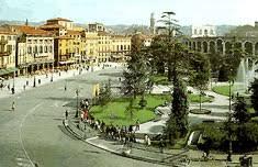 Risultati immagini per piazza brà verona