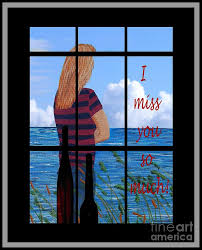i miss you so much painting i miss you so much by barbara griffin