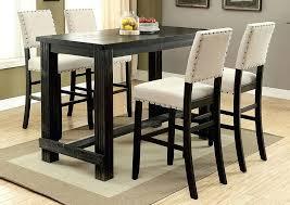 furniture ville bronx antique black counter height table w 4 counter height of furniture ville bronx new york